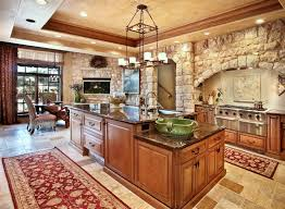 fabulous tuscan kitchen cabinets with mediterranean leaded glass