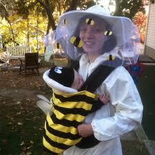 Honey Bee Halloween Costume Cute Halloween Costumes Babywearers Babysitter