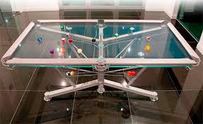 what are pool tables made of glass pool table costs 26 000 wired
