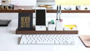 Desk Organizer Tray by Modular Desk Organizer Gather Blows Past 337k On Kickstarter