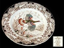 thanksgiving china turkey 1952 1974 although used by many as