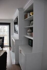 Fireplace Bookshelves by Living Room Traditional White Custom Built In Bookcases