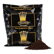 crown beverages emperor s finest premium blend coffee 2 oz packet