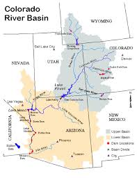 Nevada Rivers images Nature not humans has greater influence on water in the colorado jpg