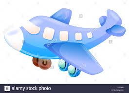 blue cartoon aircraft aeroplane plane airplane railway locomotive
