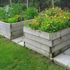 raised vegetable gardens better homes and gardens