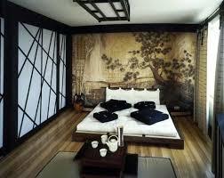 Barn Murals Asian Master Bedroom With Tatami Mat By Eric U0026 Janelle Boyenga 1