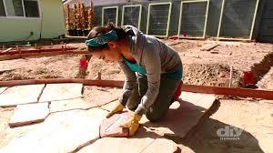 Cinder Block Garage Plans by Diy Walkway Design Ideas U0026 Projects Diy