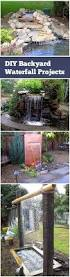 diy garden waterfalls carthage water features and backyard