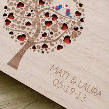 rustic wedding photo albums custom wedding map guest book wood rustic from totallysalinda on
