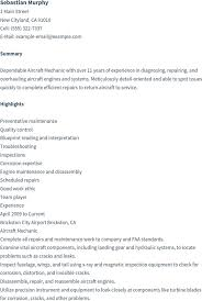 sample resume mechanic resume repair technician inspiring idea cv