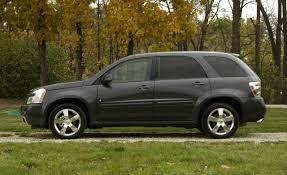 2008 chevrolet equinox review reviews car and driver