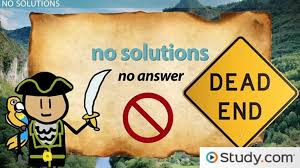 solving equations with infinite solutions or no solutions lesson transcript study com