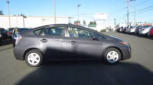 2010 toyota prius winter gray metallic stock 12888p walk