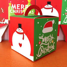 candy apple supplies wholesale free shipping wholesale lovely decoration christmas box