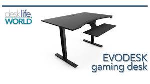 atlantic furniture gaming desk black carbon fiber gaming desk reviews desk life world