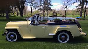 willys jeepster 1948 willys jeepster f148 harrisburg 2016
