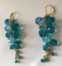 Aegean Chandelier Earrings Turquoise Blue 2412 Best Teardrop Earrings Images On Pinterest Earrings Ear