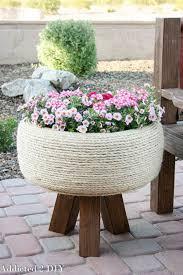 idee fai da te per il giardino riciclare pneumatici 28 idee per un riciclo creativo idee fai