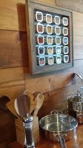 Rustic Spice Rack Kitchen Shelf Cabinet Made From Best Home Best 25 Kitchen Spice Racks Ideas On Pinterest Door Spice Rack