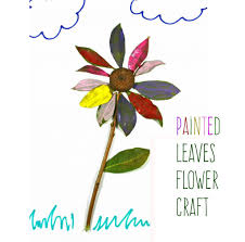 spring nature art for kids how wee learn