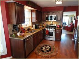 New Kitchen Cabinet Ideas by Hickory Kitchen Cabinets Lowes With Granite Countertop Kitchen