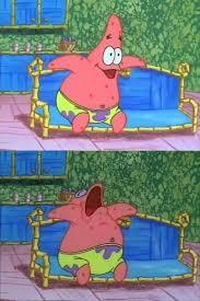 Patrick Meme Generator - patrick sleep meme generator
