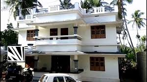 kerala house model low cost beautiful house video 2017 youtube