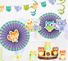 woodland baby shower decorations baby shower decorations decoration ideas baby shower decor