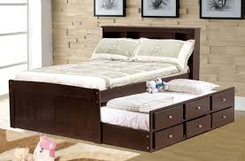 Full Bed With Trundle Stunning Double Size Daybed With Trundle 38 For Your Best Interior