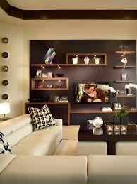 family room wall decorating ideas also two story fireplace design