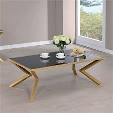 Gray Wood Coffee Table Coffee Tables Cymax Stores