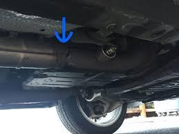 lexus warranty catalytic converter rusted through mid pipe exhaust clublexus lexus forum discussion
