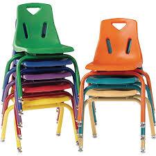 Classroom Stacking Chairs Demco Com Jonti Craft Berries Stack Chairs