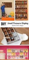 style u0026 simplify display solutions for tiny treasures display