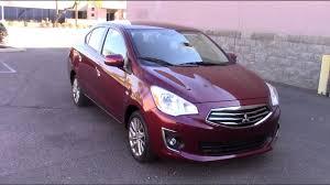 mitsubishi attrage black 2017 mitsubishi mirage is this a real car youtube