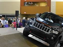 jeep cherokee trailhawk orange jeep grand cherokee trailhawk event management u0026 logistics