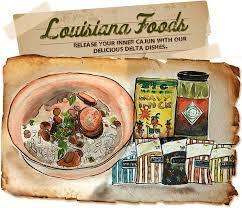 cuisine of louisiana louisiana foods 704x607 png