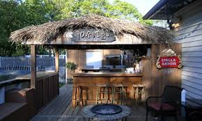 Backyard Bar Ideas Tiki Bar Backyard Outdoor Goods