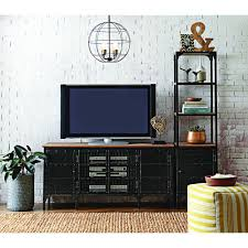 Home Decoraters Home Decorators Collection Ambrose Natural And Black Storage