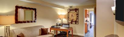 Indoor Balcony Spacious 2 Room King Suite With Balcony Or Patio Accommodations I