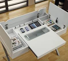 Desk Compartments Cool Desks That Make You Love Your Job
