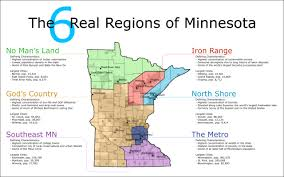 Map Of Minnesota Cities 8 Maps Of Minnesota That Are Just Too Perfect And Hilarious