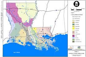 Louisiana Flood Zone Map by Louisiana Drainage The Louisiana Sinkhole Bugle