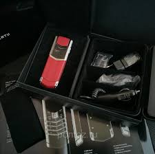 bentley vertu телефон vertu signature s design for bentley red exclusive в