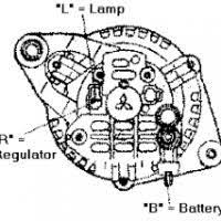 mitsubishi alternator regulator wiring mitsubishi wiring diagrams