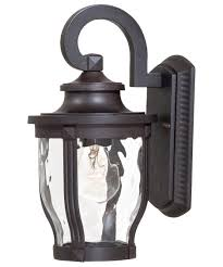 Minka Lavery Wall Sconce Minka Lavery 8761 Merrimack 6 Inch Wide 1 Light Outdoor Wall Light