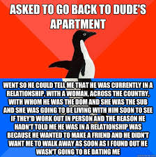 asked to go back to dude s apartment went so he could tell me that