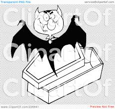 halloween bats transparent background royalty free rf clipart illustration of a black and white