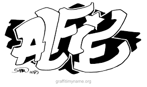 stunning graffiti names coloring pages with graffiti coloring
